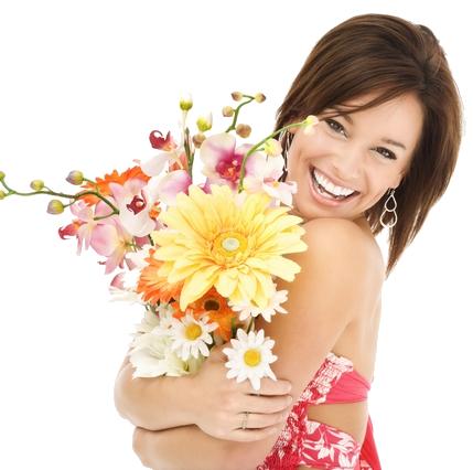 Femmes en Fleurs Série 30