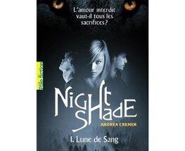 Nightshade T1 - Andrea Cremer