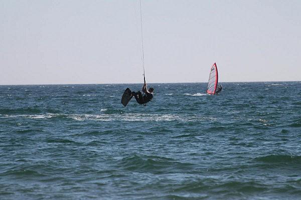 kitesurf à guidel-plage7