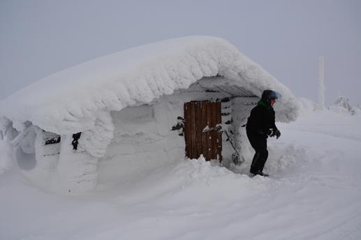 Suède en hiver