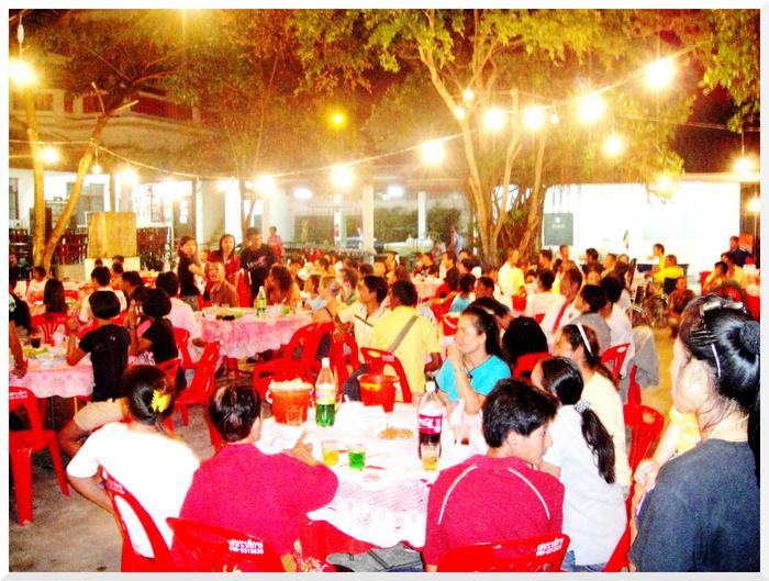 Thaïlande, Loy Krathong en 2010.