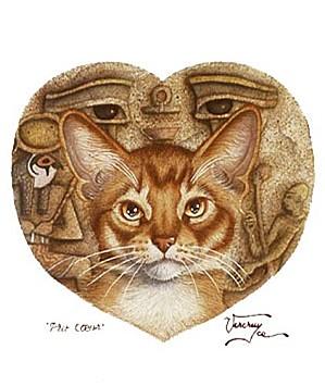 Peintre de chats :