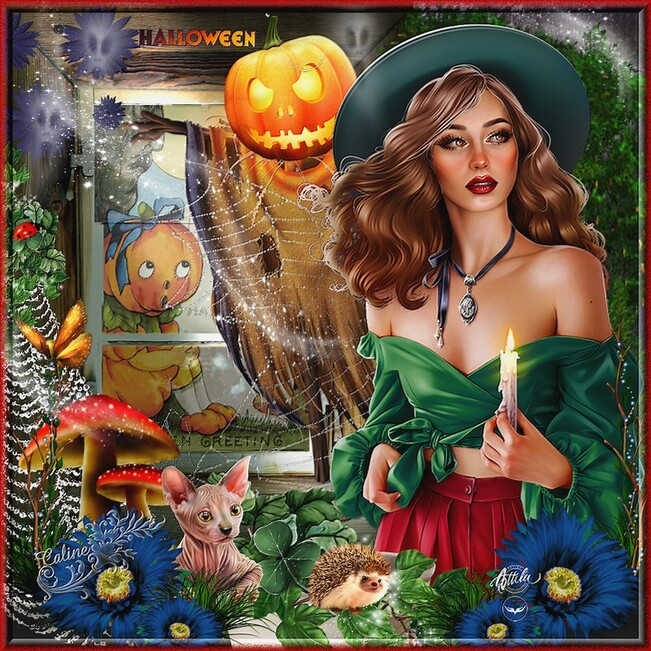 - Défi Halloween2 Angelface