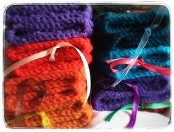Petits accessoires de Solal : la laine...