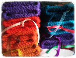 Tendance laine cardée : les broches