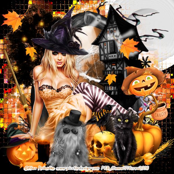 tuto spécial halloween Peg