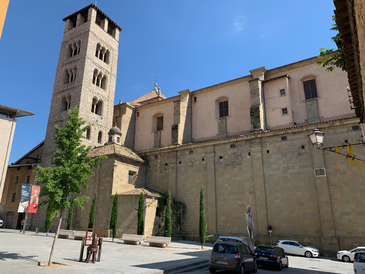 VIC - CATHEDRALE SANT PERE