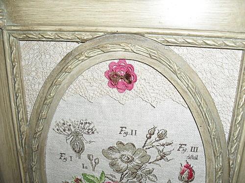 roses :fleurs au crochet