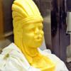 sculpture sur beurre