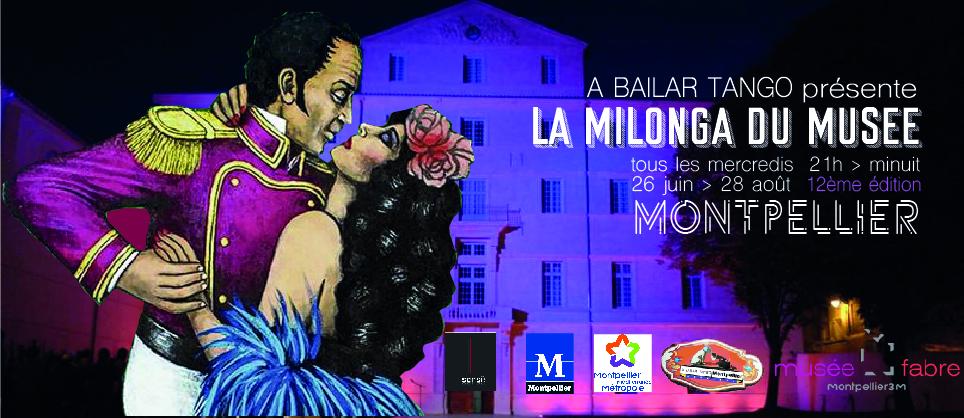 Plan d'accès/ Access map : Milonga La PITUCA (El Salon de tango) / MdM (Milonga du Musée)     /     La Milonga du Gazette CAFÉ