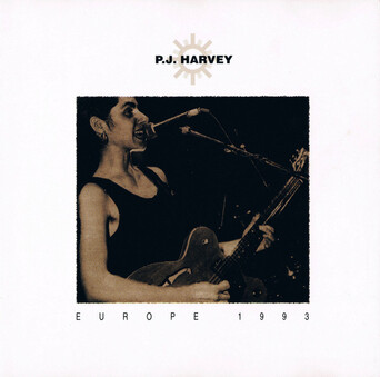 Live: PJ Harvey - The Forum - Londres - Juin 1993