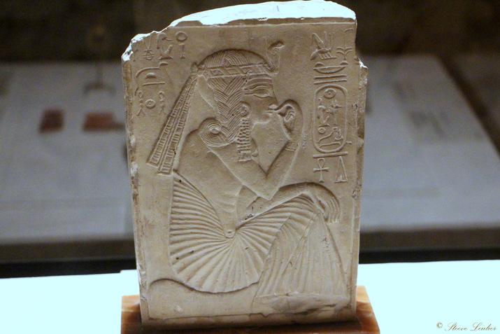 Nouvel Empire, XIXe dynastie, Ramsès II enfant