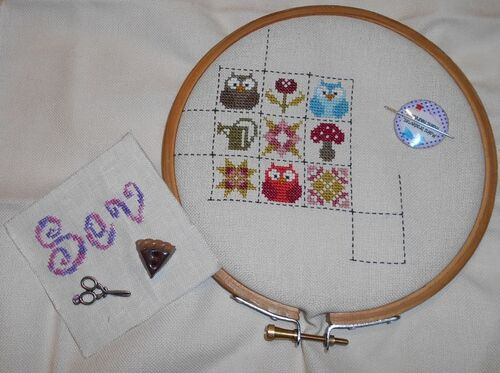 Patchwork Chouette (2)