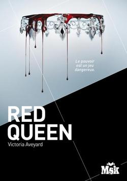 Red Queen de Victoria Aveyard