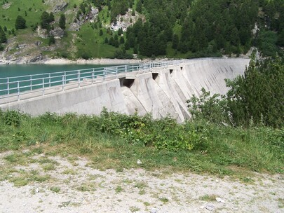 barrage Plan d'Amont
