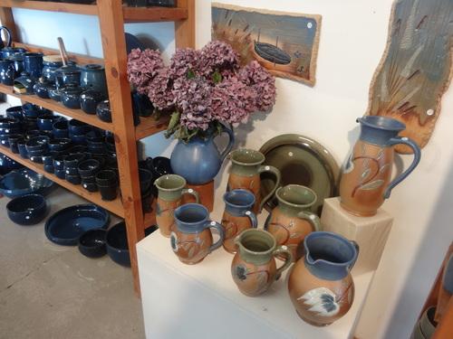 Les poteries de Léniphen