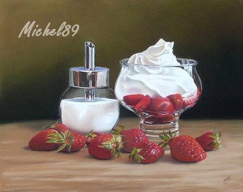 Fraises Chantilly