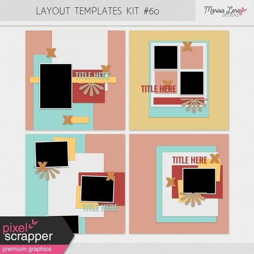 Layout Templates kit#60