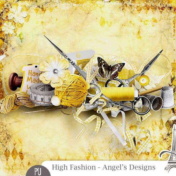 High Fashion by Angel's Designs