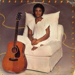 Sheree Brown - Straight Ahead - Complete LP