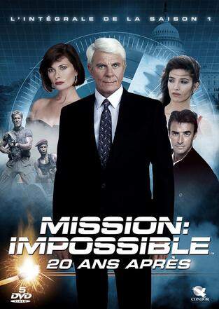 Résultats de recherche d'images pour «MISSION IMPOSSIBLE - 20 ANS APRES (1988) série»