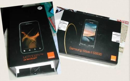 nouveaux phones r