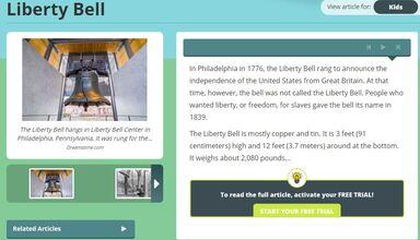 CM1/3 - American Symbols - search engines [exposés]