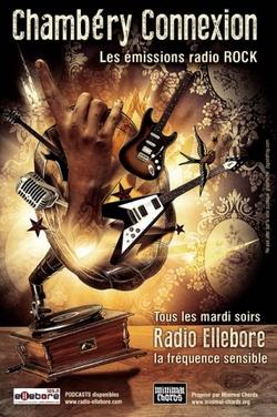 Chambéry Connexion - Du rock sur Radio Ellebore