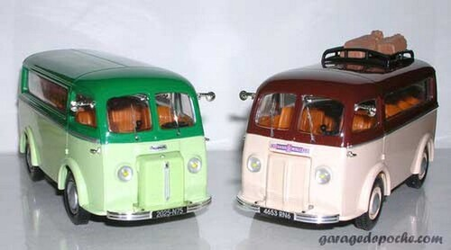 Peugeot D3A Mini bus