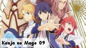 Kenja no Mago 09