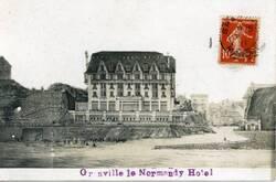 Duval. - Granville le Normandy Hôtel.