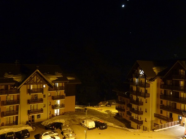 19 - Valmeinier la nuit