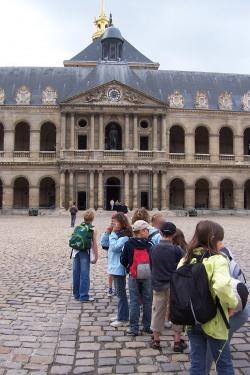 Classe transplantée à Paris