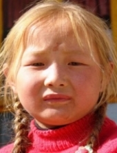LES CHINOIS BLONDS ET LEURS ORIGINES -