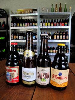 Brasserie Saint-Feuillen (Belgique)