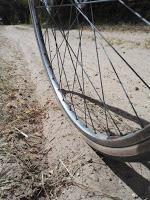 Il sentait bon le sable chaud, mon vélo.