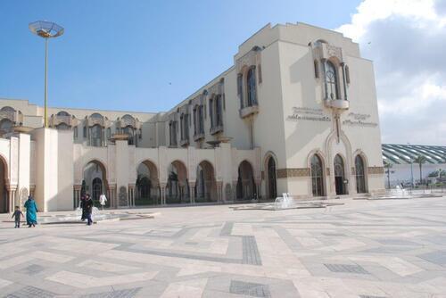 Le musée de l mosquée