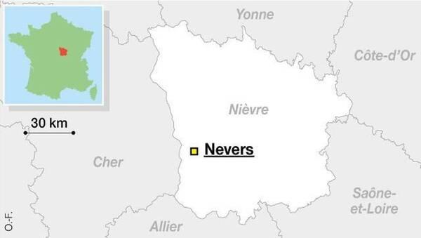 Nevers, ma ville