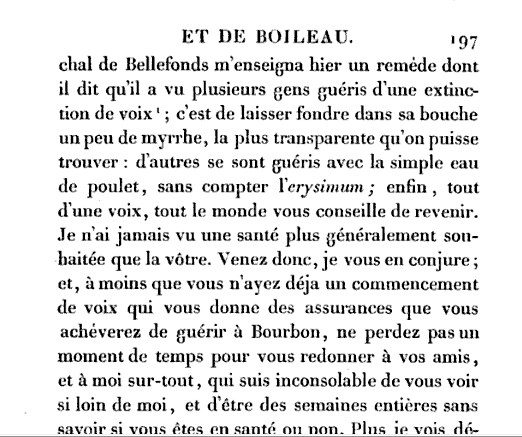Capture boileau