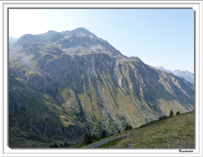 Col du Glandon (Alpes )