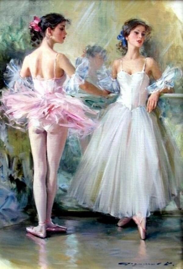 Peinture de : Konstantin Razumov