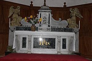 église St Cirq Lapopie -1-