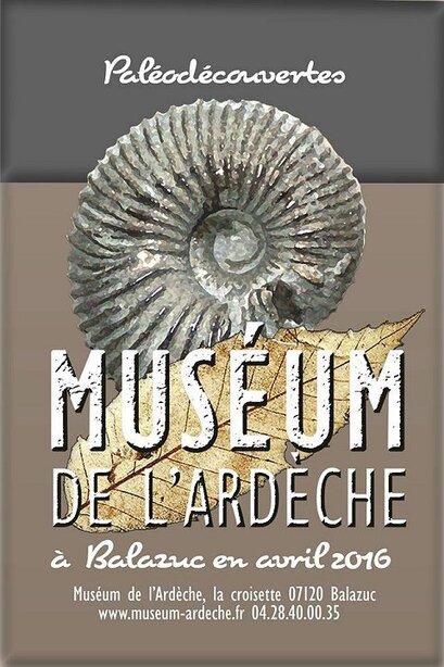 Le museum de l'Ardèche