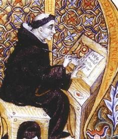 Les moines copistes