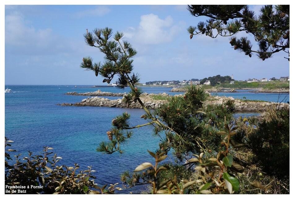Ile de Batz Finistère nord - enez vaz -