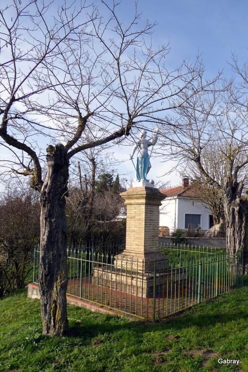 Toutens: village du Lauragais