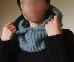 Snood capuche4