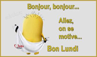 Bonjour et Bon Lundi, Les Ami(e)s - améthyste