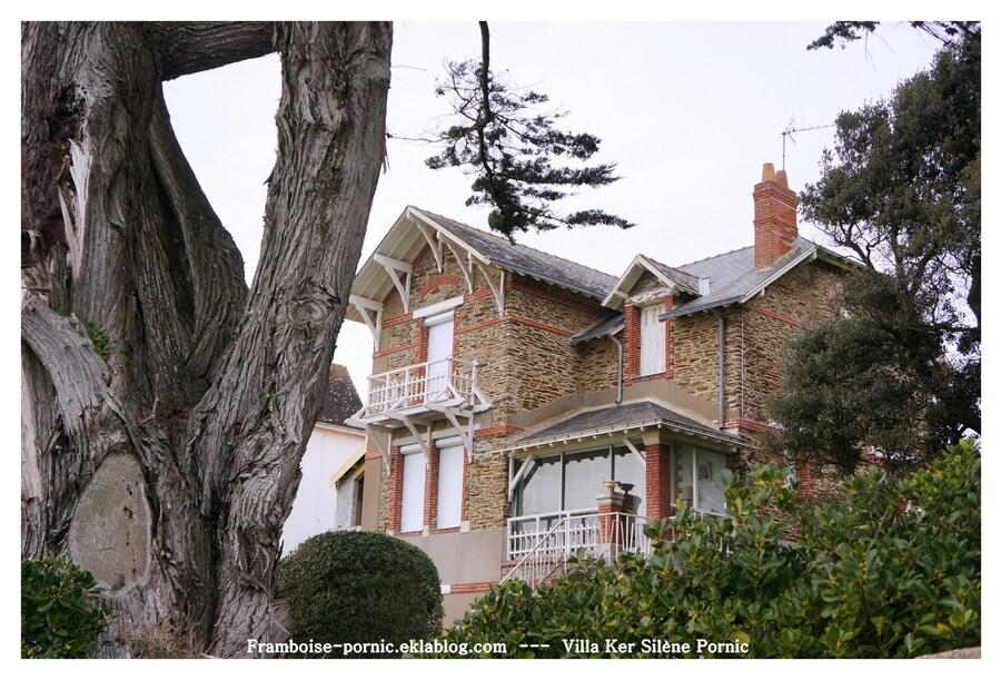 Ker Silène ou Villa Caroline