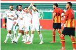 MCA-ES Tunis (Tunisie) 1-1